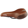 Red Cycling Products City Comfort Plus Sadel brun